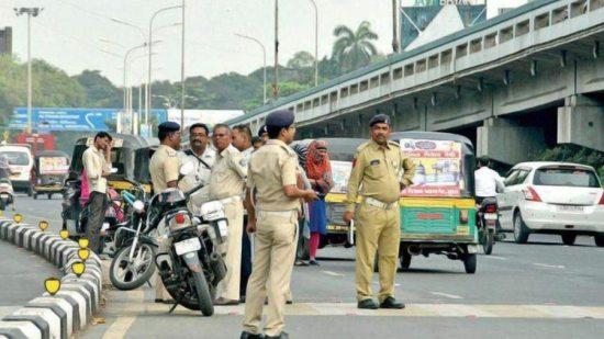 ગુજરાતના આ શહેરમાં ટ્રાફિક પોલીસે માત્ર 24 કલાકમાં ફટકાર્યો રૂ. 6 લાખનો દંડ