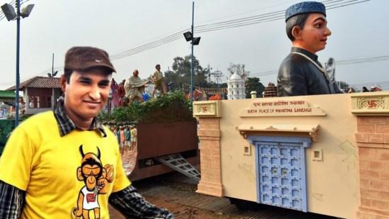 સુંદરે બનાવેલું ટેબ્લો દિલ્હીમાં પ્રજાસત્તાક દિનની પરેડમાં રજૂ થશે, જુઓ Photos