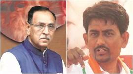 ગુજરાત CM રુપાણી અને કોંગ્રેસ નેતા અલ્પેશ ઠાકોર વિરુદ્ધ FIRનો આદેશ