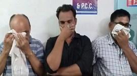 વલસાડ પોલીસે  જુગાર રમતા ઉદ્યોગપતિ અને બેંકનાં ડિરેક્ટર સહીત કુલ 14ની ધરપકડ કરી