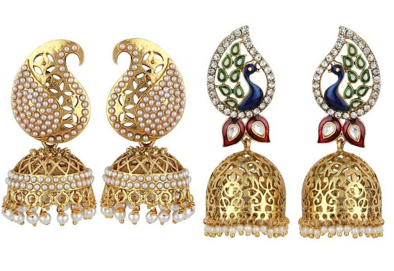 13 Best Selling Earring-Jhumkas under Rs 250 from SHOPCLUES