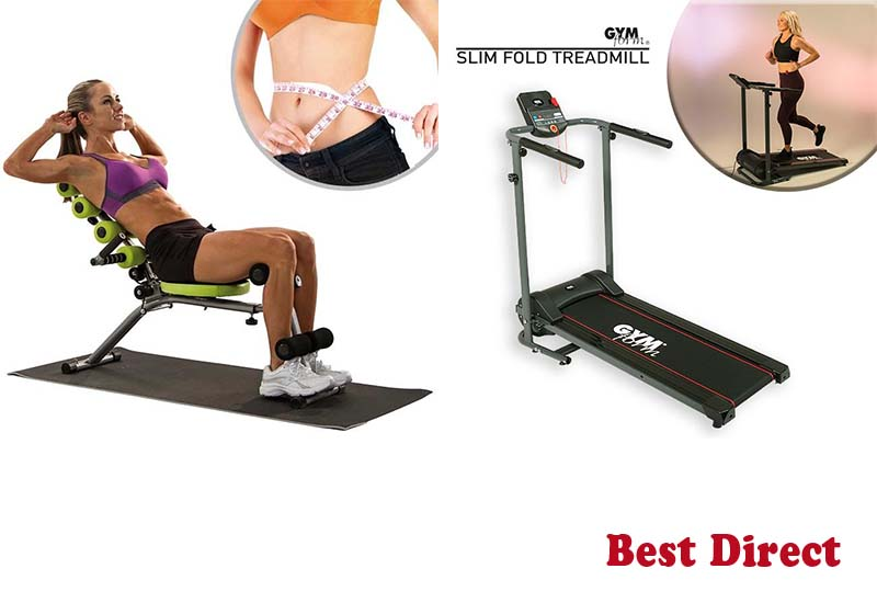 5 Best Fitness Machines from Best Direct