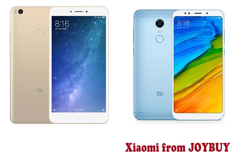 5 Bestselling Xiaomi Mobile Phones from JOYBUY