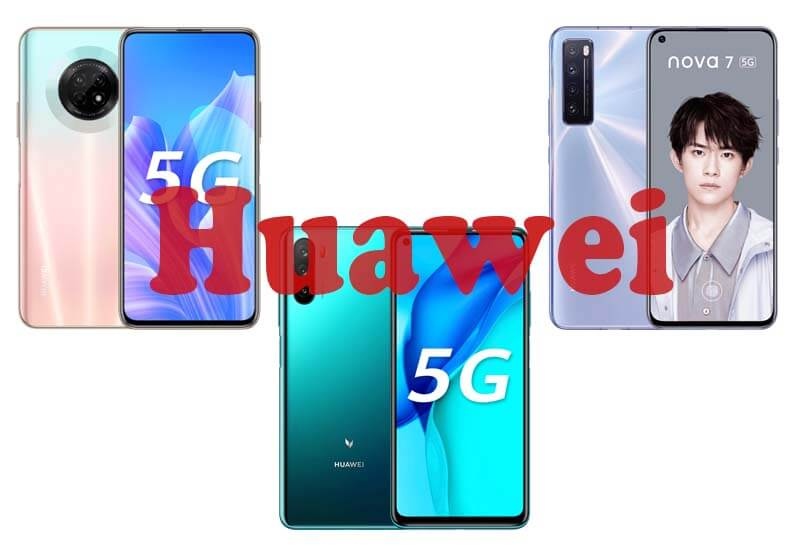 Hot Selling Huawei Phones from Huawei Mall