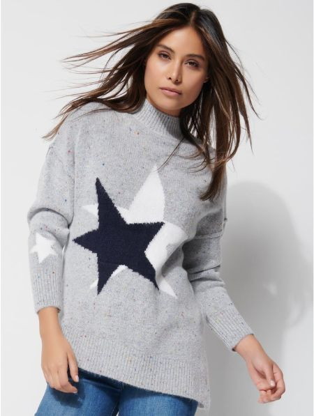 Khost Clothing Star Jumper
