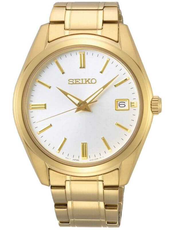 Seiko SUR314P1 classic men's 39mm 10ATM