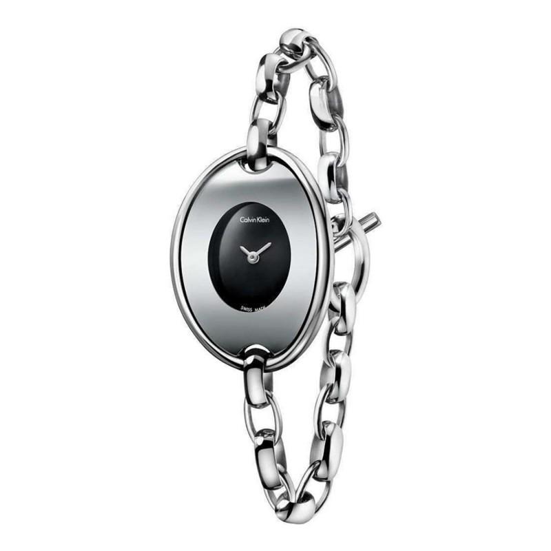 Women's Distinctive Chain Steel Watch