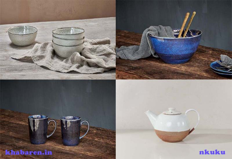 Tableware from nkuku