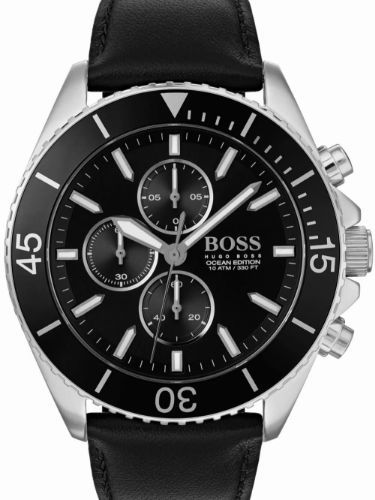 Hugo Boss 1513697 Ocean Edition Chronograph men's 46mm 10ATM