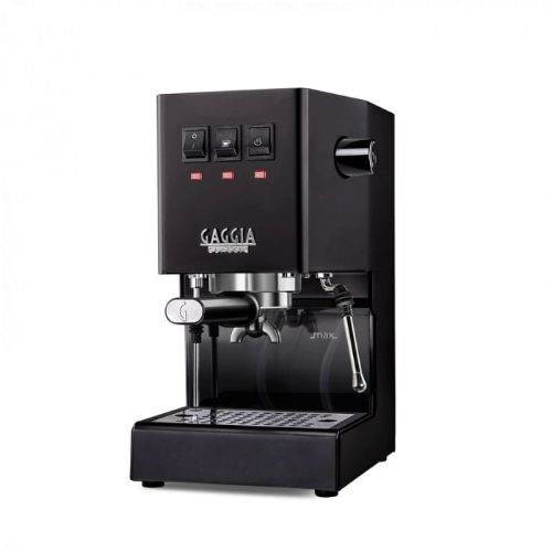 New Gaggia Classic Color Vibes black