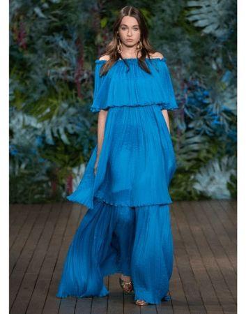 Pongee Dress