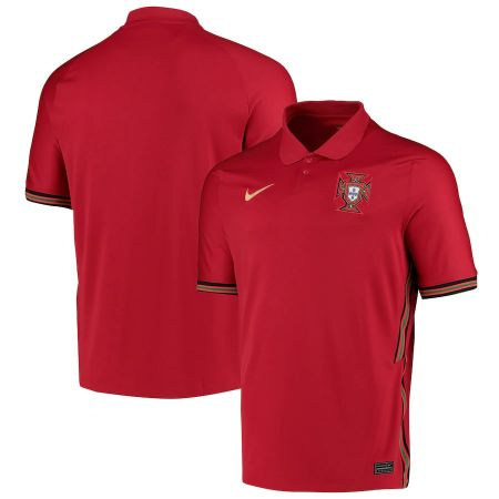Portugal Home Stadium Shirt 2020-21
