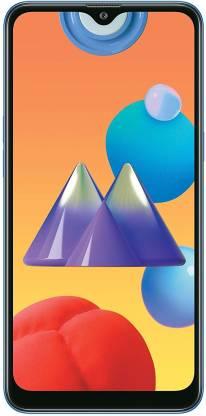 Samsung Galaxy M01s (Light Blue, 32 GB)(3 GB RAM)