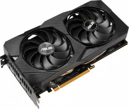 Видеокарта ASUS Radeon RX 5500 XT Dual EVO PCI-E 4096Mb GDDR6 128 Bit Retail DUAL-RX5500XT-O4G-EVO