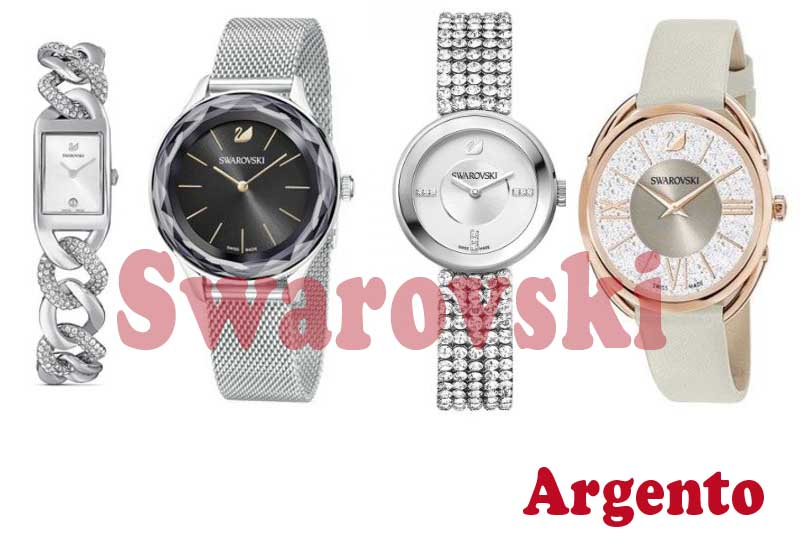 10 Awesome Swarovski Watches from Argento