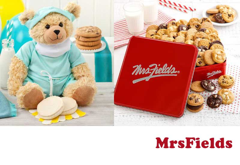 10 Best Selling Get Well Gift Baskets from MrsFields