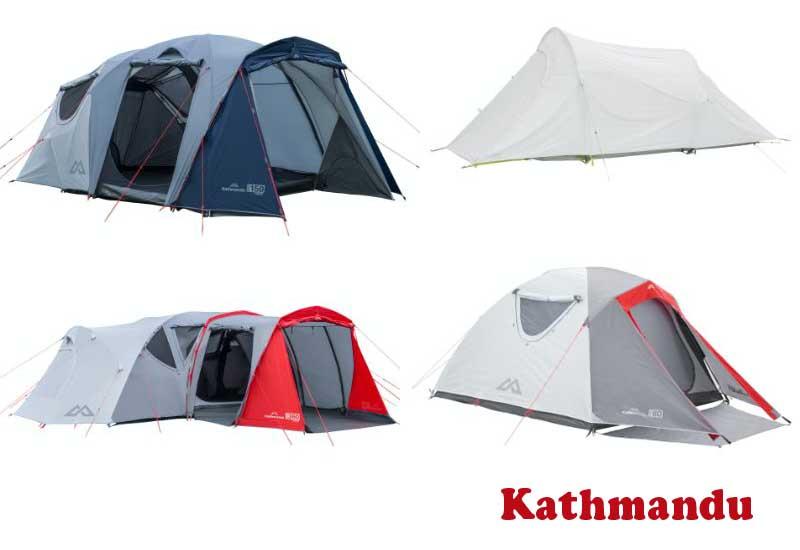 10 Best Tents from Kathmandu