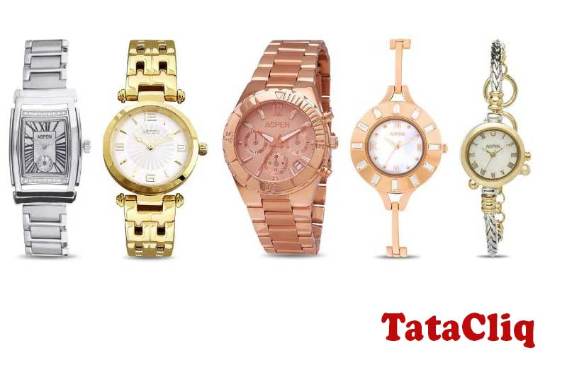 11 Best Aspen Watches for Women from TataCliq