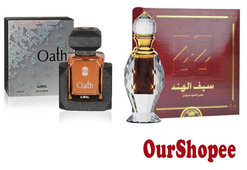 11 Best Selling Ajmal Perfumes from OurShopee