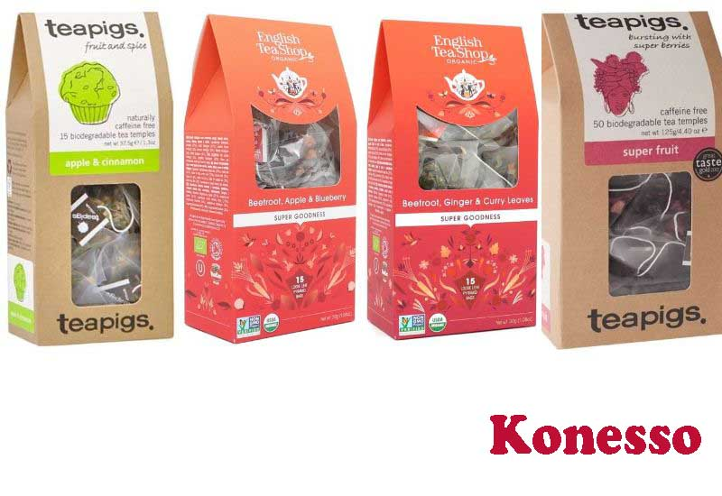 13 Best Selling Fruit Tea from Konesso