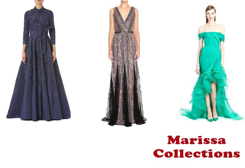 13 Best Selling Luxury Gowns from Marissa Collections