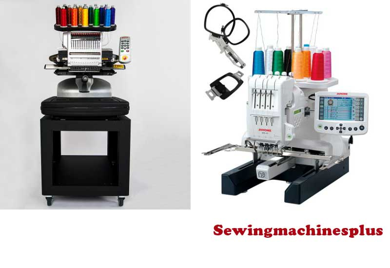 14 Best Selling Embroidery Machines
