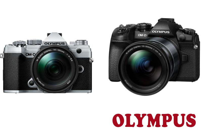 6 Best Professional Cameras from OLYMPUS