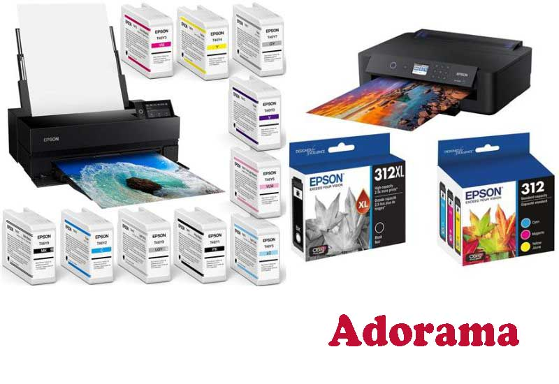 6 Best Selling Epson Wide format Photo Printers