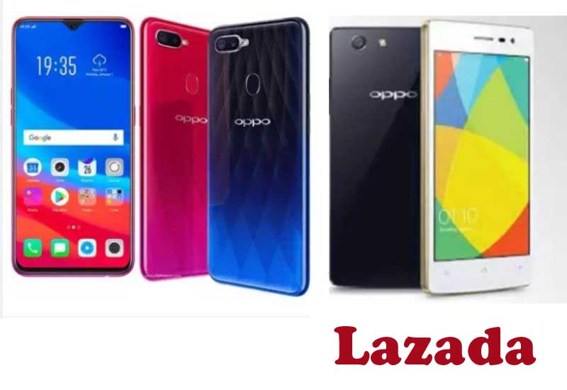 6 Best Selling OPPO Smartphones from Lazada