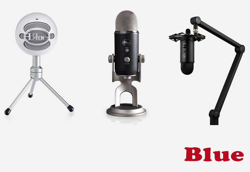 8 Awesome USB Microphones from Blue