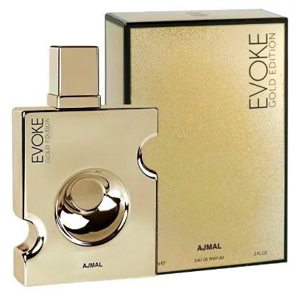 Ajmal Perfume Evoke gold edition Men,