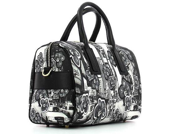 BAGGHY - Black Medium Satchel Bag