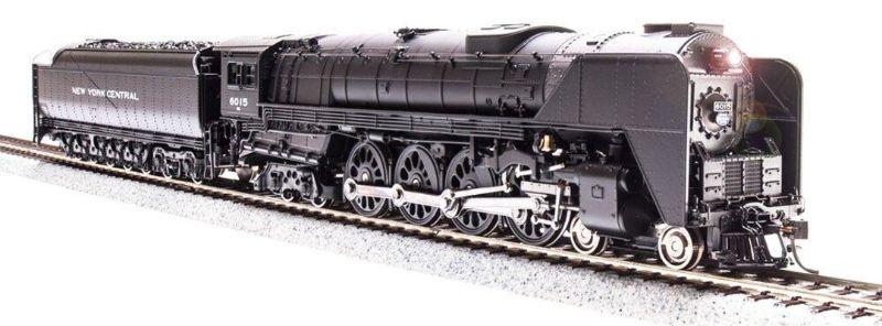 Broadway Limited 5834 HO NYC Niagara S1b 4-8-4 Steam Locomotive