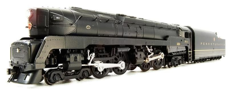 Broadway Limited 5846 HO Pennsylvania T1 4-4-4-4 Steam Locomotive