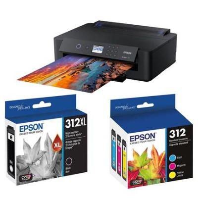 Epson HD XP-15000 Wireless Wide-Format Inkjet Printer