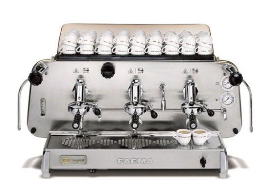 FAEMA E61 LEGEND COFFEE MACHINE 3 GROUPS