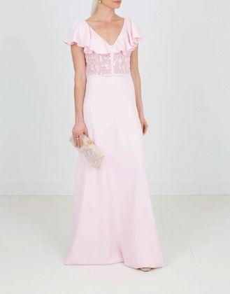 GIAMBATTISTA VALLI - Ruffle Gown