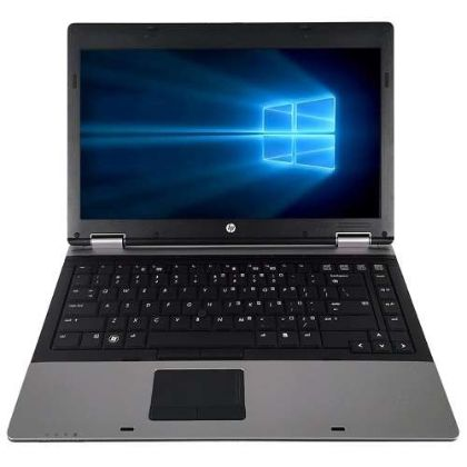 HP 14 ProBook 6440B Laptop - Intel Core i5-520M 2.4GHz, 8GB DDR3, 256GB SSD, DVD-ROM, Integrated Graphics, USB 2.0, VGA, DP, Ethernet, Win 10 Pro 64-bit, Grade A Refurbished