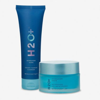 HYDRATION OASIS - QUICK 2-STEP - Includes Cleanser + Moisturizer.