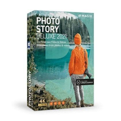 MAGIX Photostory 2021 Deluxe