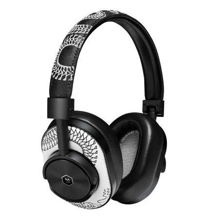 MW60 FOR SCOTT CAMPBELL STUDIO Wireless Over-Ear Headphones