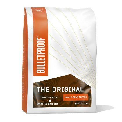 Medium Roast, Whole Bean Coffee