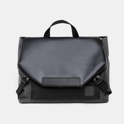 Men Multi-pocket 13.3 Inch Laptop Bag Briefcase Business Handbag Crossbody Bag