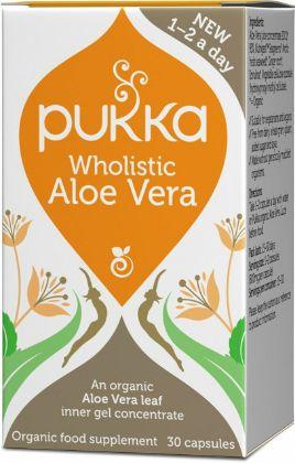 Pukka Wholistic Aloe Vera - 30 Capsules
