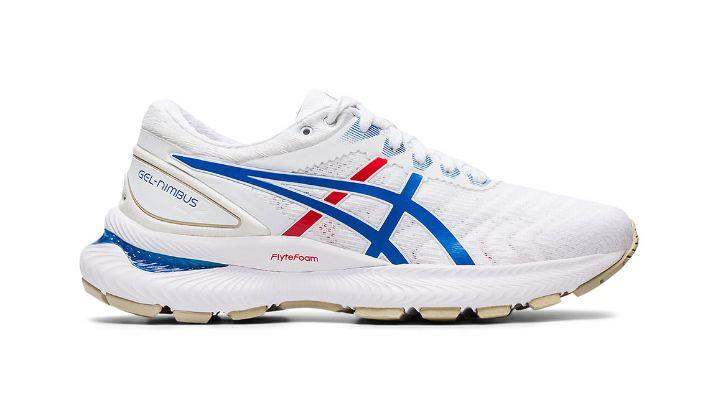 Women's Asics GEL-Nimbus 22 Retro Tokyo Running Shoe
