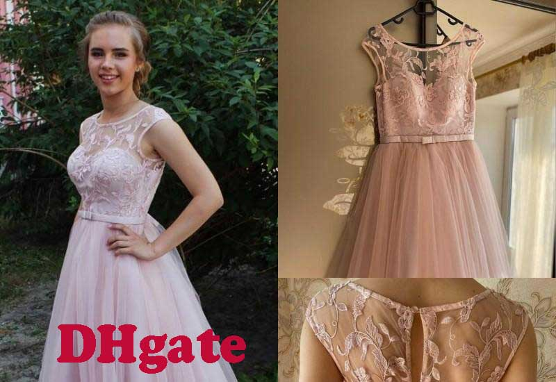 10 Awesome Satin Dresses for Homecoming from DHgate