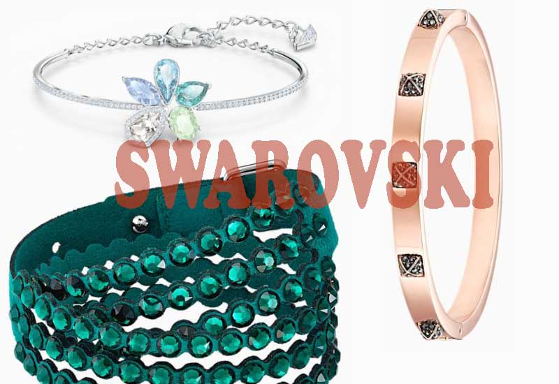 10 Best Selling Crystal Bracelets from SWAROVSKI