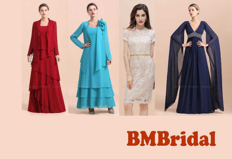 10 Best Selling Mother of Bride Dresses from BMBridal