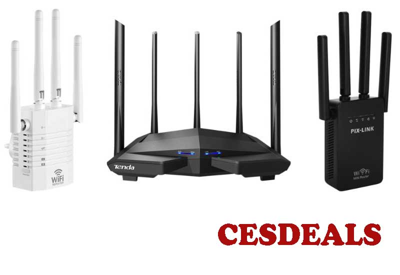 10 Best Selling WiFi Router and Repeaters