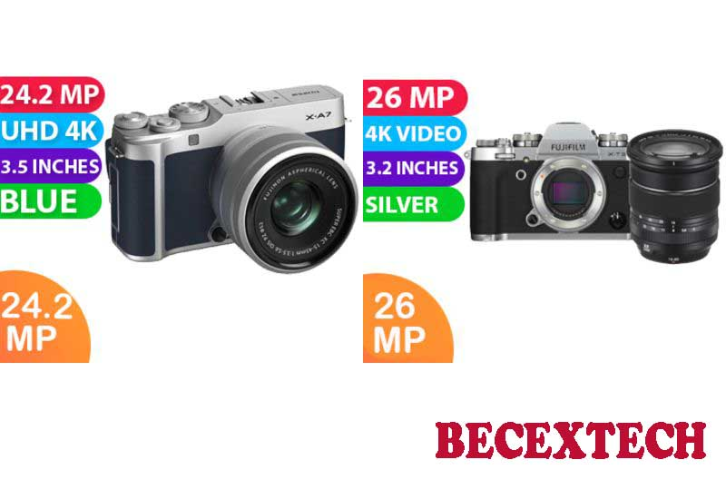 12 Best Selling Fujifilm 4K DSLR Camera from BECEXTECH